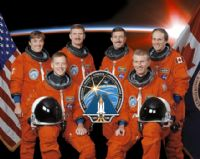 STS-115 Official NASA Crew Portrait